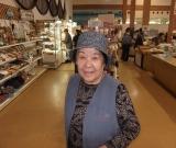 6月17日東北町へお弁当を持って出かけ、午後は、道の駅小川原湖にてお買い物をしました。
