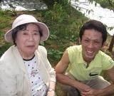 7月9・10日名川へさくらんぼ狩りに出かけました。