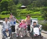 山本不動尊へ遊びに行きました。とっても良い天気でキレイに撮れています。