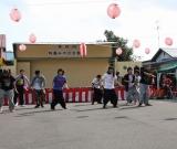 全国大会にも出場経験のある古川工業高校ダンス部の皆さん。