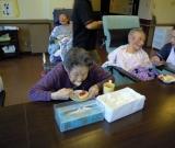 祝101歳!誕生日会