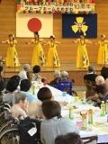 10周年ほっこり祭20191005_クリスタルアロハ様フラダンス