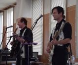音楽ボランティア~埼玉県在住ジェームズとフィリップによるコンサートを開催しました♪