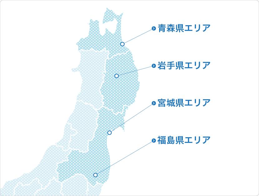 みやぎ会事業所マップ